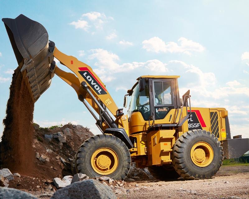 龙工铲车所用的方向控制阀是什么?