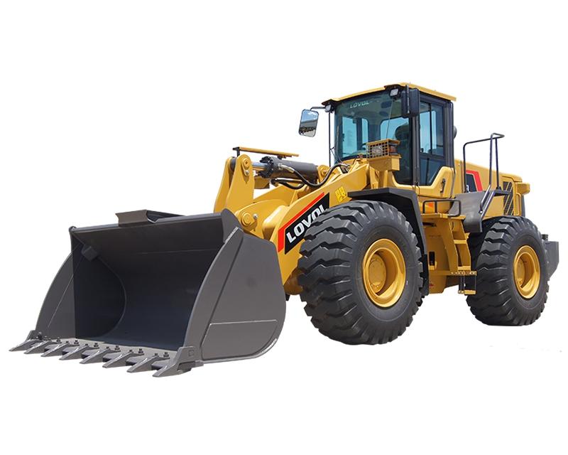 雷沃铲车安全使用要注意事项