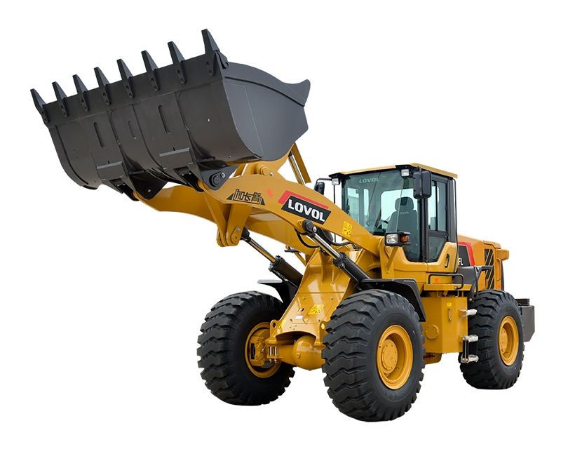 分析雷沃铲车工作装置常见故障