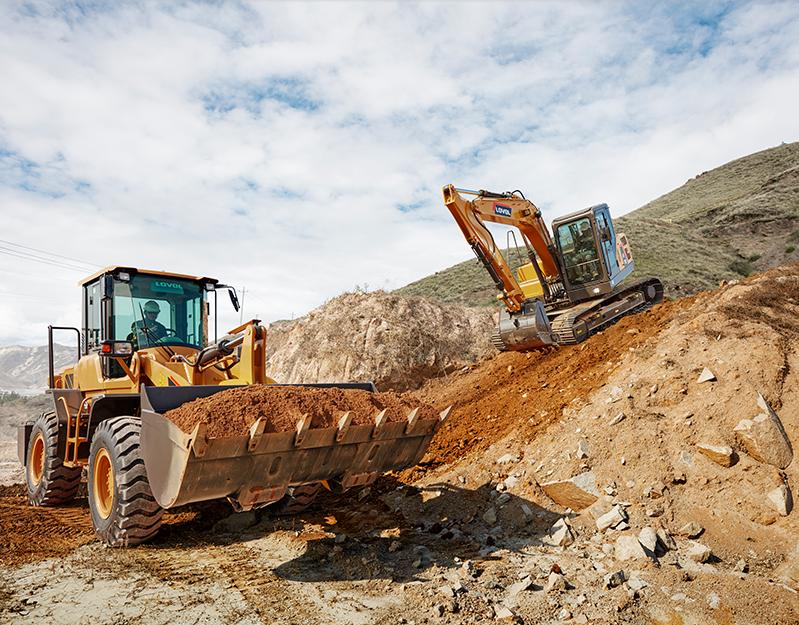 挖掘装载机造成油液环境污染的缘故有什么